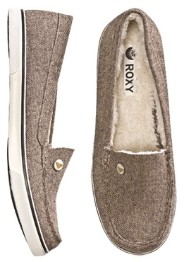 Roxy Piccolo Tweed Shoes