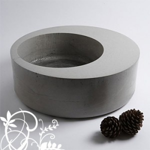 Obleeek Concrete Planter