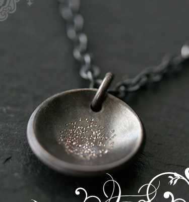 Plum & Sage - Stardust Necklace