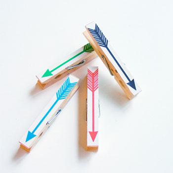 Susy Jack - Arrow Paper Clips