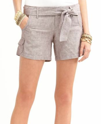 Banana Republic - Linen Luxe Short
