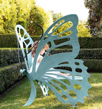 Horchow - Butterfly Bench