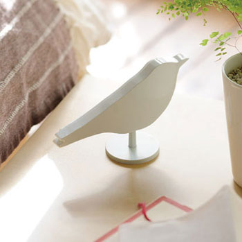 &Design Bird Alarm Clock