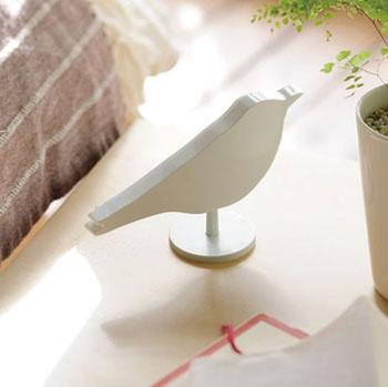 &Design Bird Alarm Clock