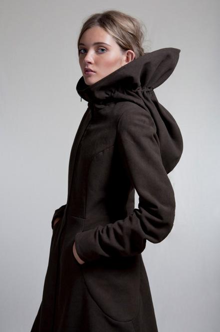 Camilla Wellton - Minerva Coat